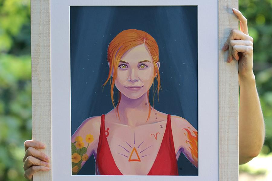 Exposition – Les 12 portraits du Zodiaque